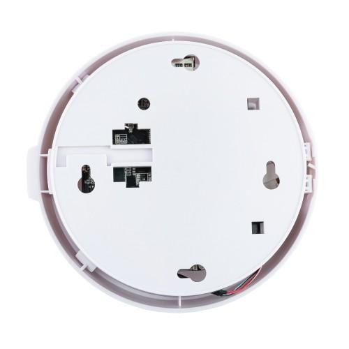 Skrytá panoramatická kamera v detektoru kouře - 3Mpix, 360°