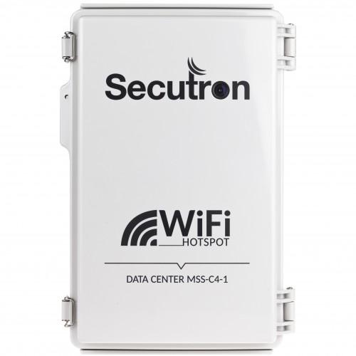 Maskovaná 4G LTE kamera s vlastní baterií Secutron LS-1C