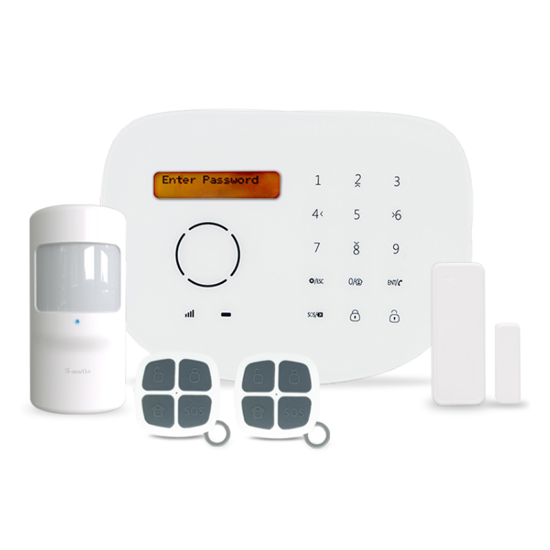 GSM alarm Secutek GS-S2G