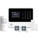 WiFi GSM alarm Secutek GS-G90B Plus P