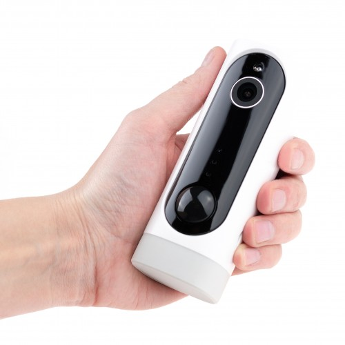 100% bezdrátová indoorová IP kamera Secutek BC-01