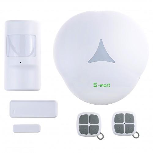 WiFi alarm Secutek GS-S3W