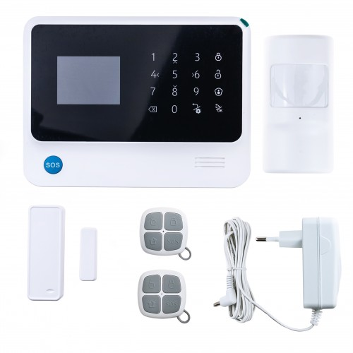 WiFi alarm Secutek GS-G90B Plus P