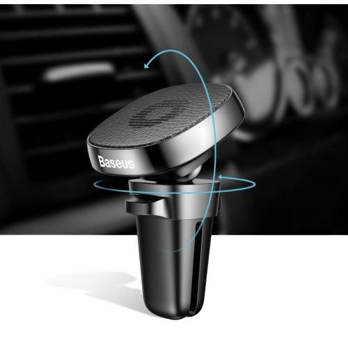Magnetický držák mobilu do větráku Baseus Privity Series