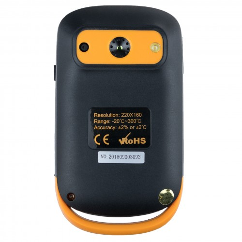 Termokamera v provedení mobilu Secutek HT-A1