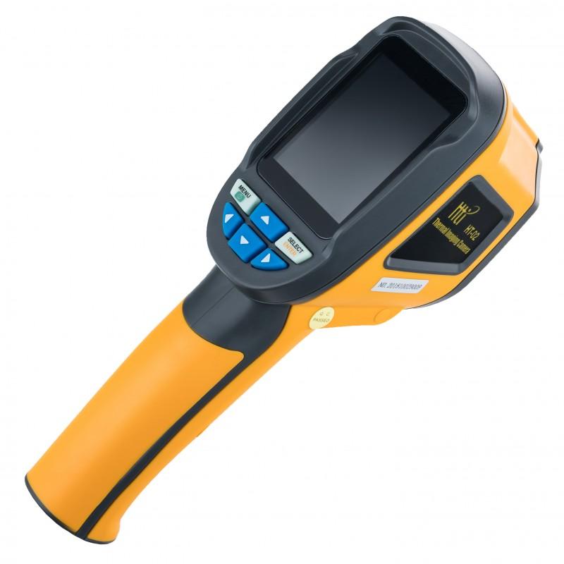 Termokamera k měření úniku tepla Secutek HT-02