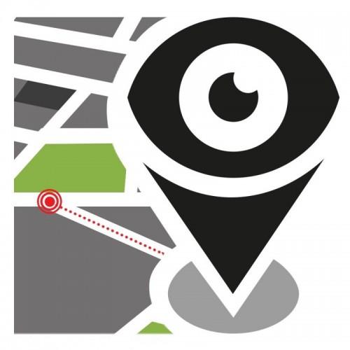 Přístup k mapovému podkladu Secutrack.net
