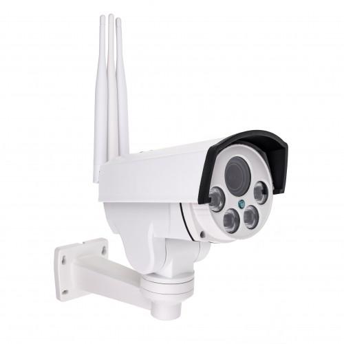 4G otočná kamera Secutek SBS-NC47G s 4x optickým zoomem