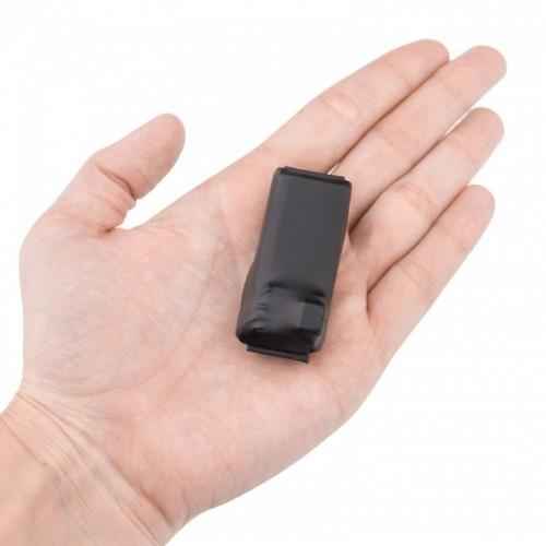 Mini diktafon s ukládáním do vlastní paměti Secutron UR125-075