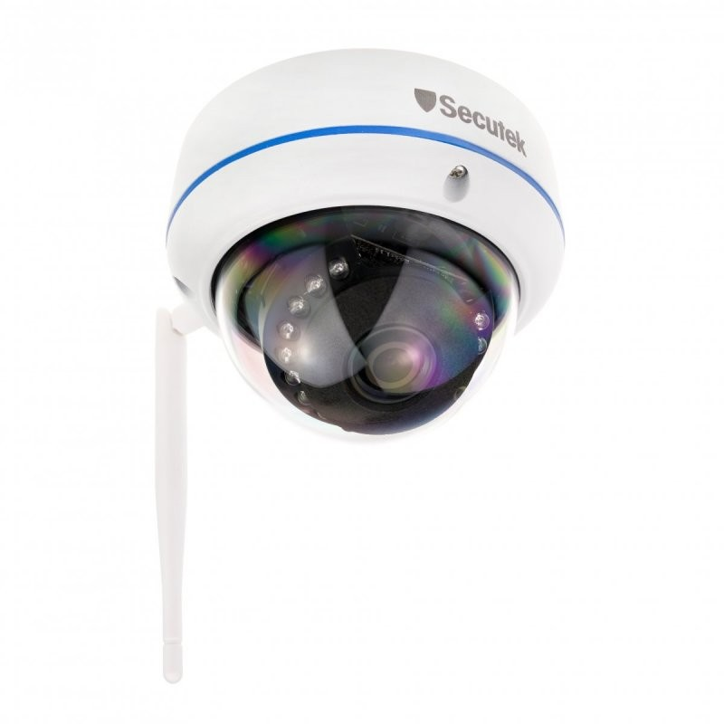 5MP P2P IP dome kamera Secutek SBS-B49WPOE
