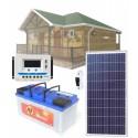 Solární systém 115Wp / 12V