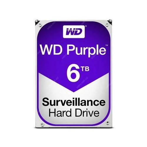 Pevný disk - HDD 6TB