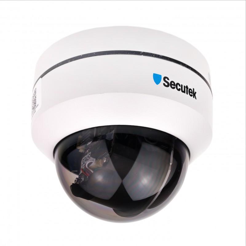 IP PTZ dome kamera Secutek SLG-PTDA4XSS500-5MP