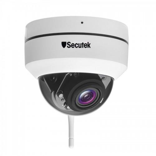 PTZ WiFi kamera Secutek SBS-D79W s 5x optickým zoomem