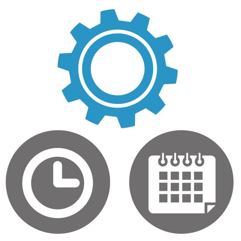 Nastavení aktuálního data a času