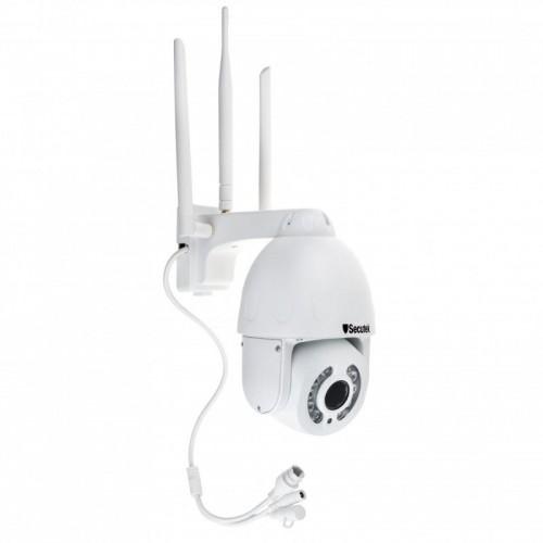 4G PTZ bezpečnostní kamera Secutek SBS-NC57G