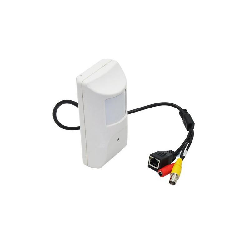 WiFi skrytá kamera v PIR čidle Secutek PIR-720SWF