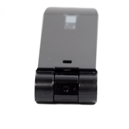 Skrytá kamera ve flash disku Esonic CAM-U7 s otočnou kamerou a detekcí pohybu