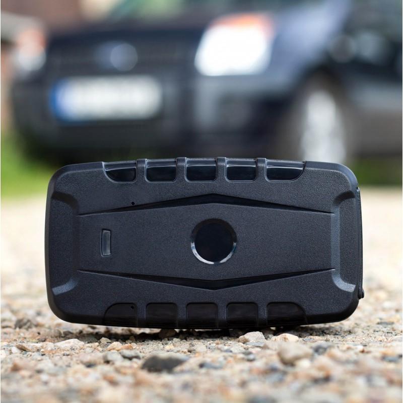 GPS lokátor do auta Secutek TK-209 s dlouhou výdrží