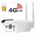 4G LTE bezpečnostní kamera Secutek C4G-BHD