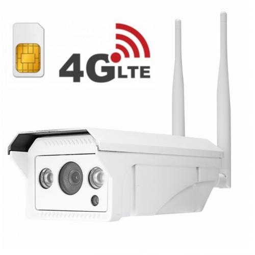 4G LTE bezpečnostní kamera Secutek C4G-BPFHD
