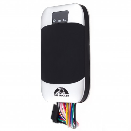 GPS tracker do auta s odposlechem Secutek TK-206