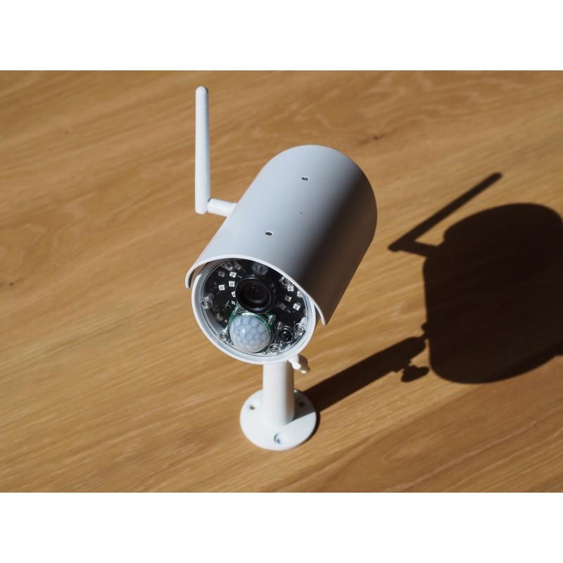 Přídavná Full HD kamera SCN-300W s PIR čidlem pro systémy Secutron MSS