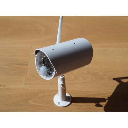 Přídavná solární Full HD kamera SCN-300WS s PIR čidlem pro systémy Secutron MSS