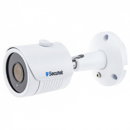 2Mp AHD kamerový systém Secutek KS4-2B - 4 kamery