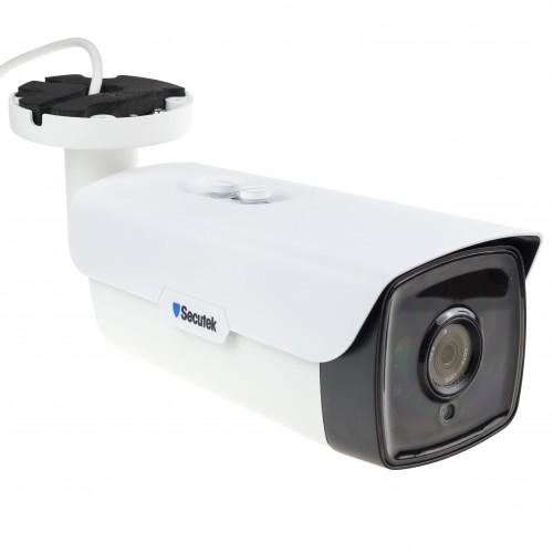 Zabezpečovací kamera Secutek LBB60SL200WL s akustickým a světelným alarmem