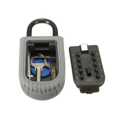 Master Lock zámek se sejfem pro předávání klíčů