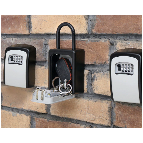 Keybox pro předávání klíčů