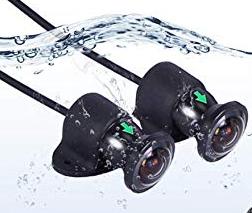 Vodotěsné minikamery