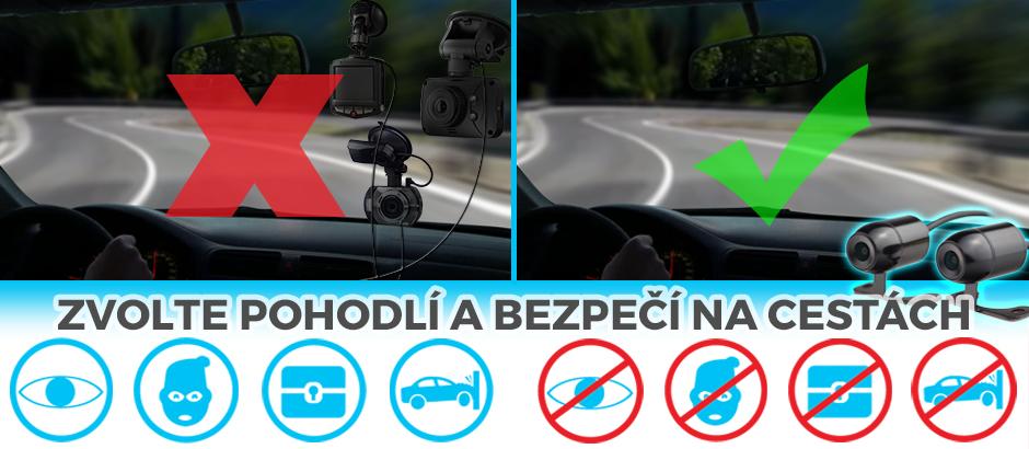 Proč jsou minikamery do auta Secutek lepší než ostatní?