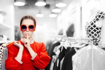 Špionážní kamery na mystery shopping