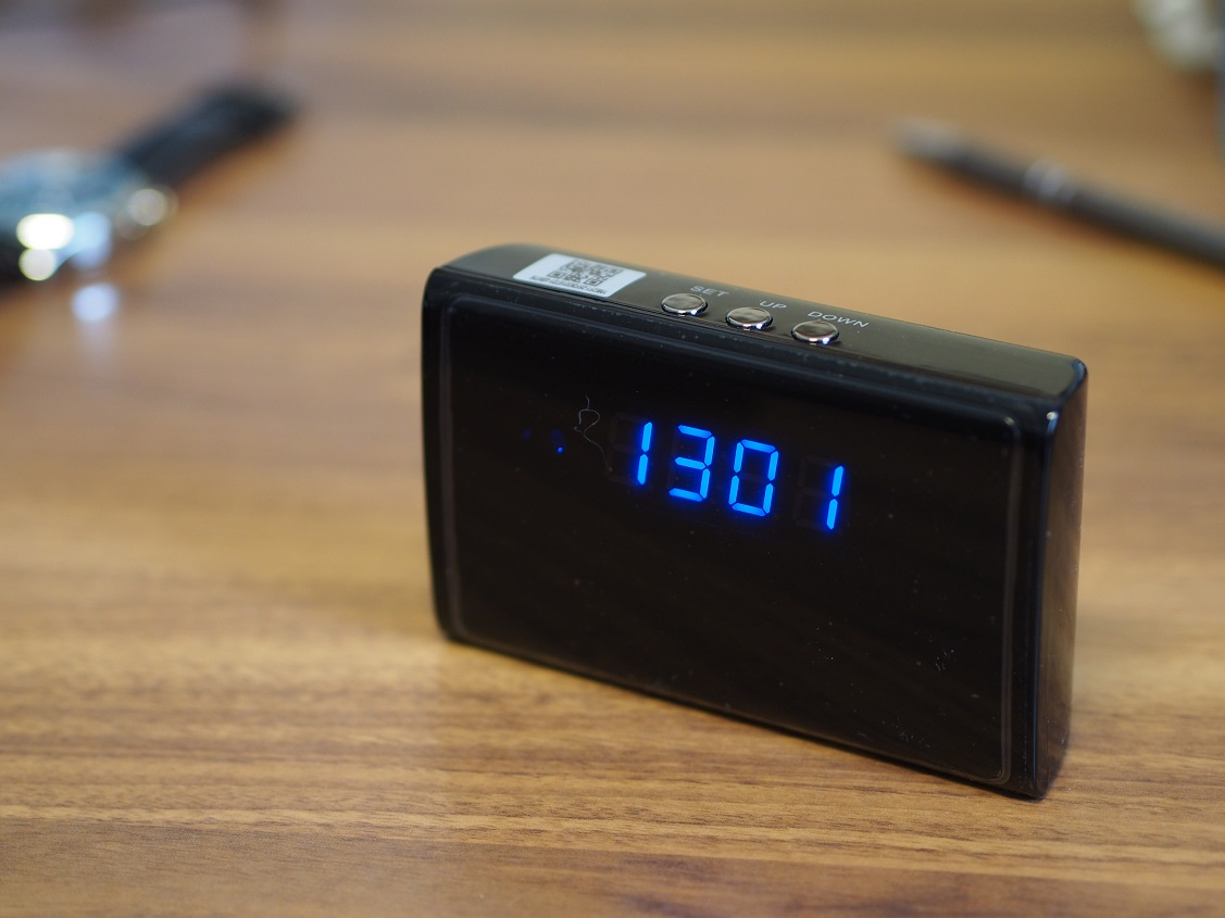 Skrytá WiFi kamera Secutek WIP-28
