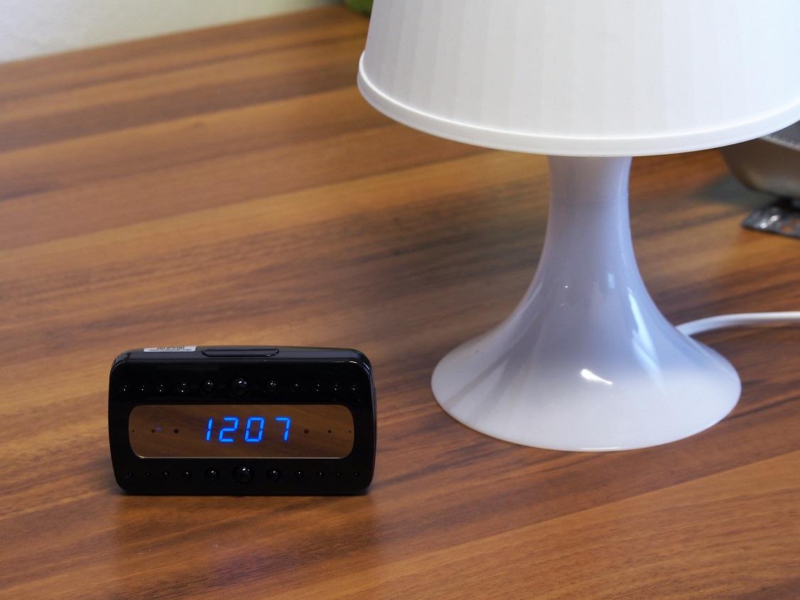 WiFi špionážní kamera s nočním viděním Secutek WIP-20